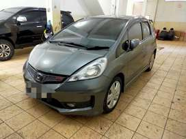 Honda jazz RS matic 2012