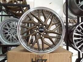Kredit Velg Murah Toyota Vios Hsr Sepulu Ring 16 Pcd 8x100-114,3