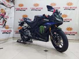 01.barang mulus Yamaha r15 2019.# ENY MOTOR #