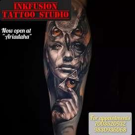 INKFUSION tattoo studio