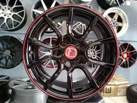 Jual Velg Honda BRIO, CITY R15x7,0 pcd 4x100 ready di Ottoban caman