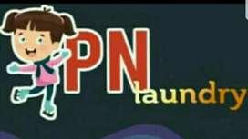 Telah dibuka lowongan kerja untuk PN Laundry. Laundry kiloan & satuan