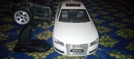 Audi A7 new car with remote control