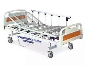 Electric Hospital Patient Bed 3 functions ICU Home use Super-luxurious