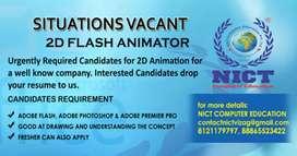 2D Flash Animator