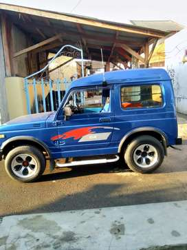 suzuki jeep katana 1.0 GX bensin
