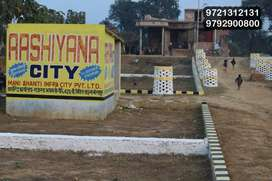 plot 10 % to 20 % Discount on Project Aashiyana City .