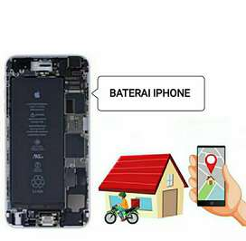 REPAIR BATERAI IPHONE Original, MALANG HOME SERVICE DELIVERY