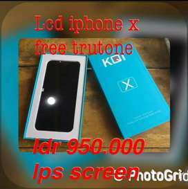 Lcd iPhone x murahhhh bisa cod atau home service