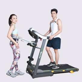Alat Fitness Treadmill Elektrik TL-288 motor 2hp