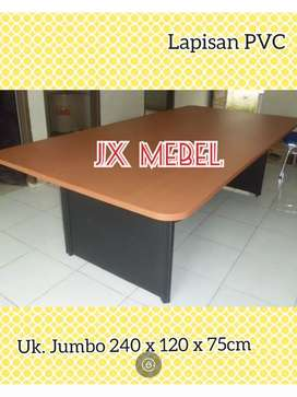 JX MEBEL Meja Meeting Rapat Kantor Jumbo