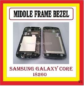 Bazel Bezel Middle SAMSUNG I8260 Galaxy Core 3G I8262 Gal Core Duos