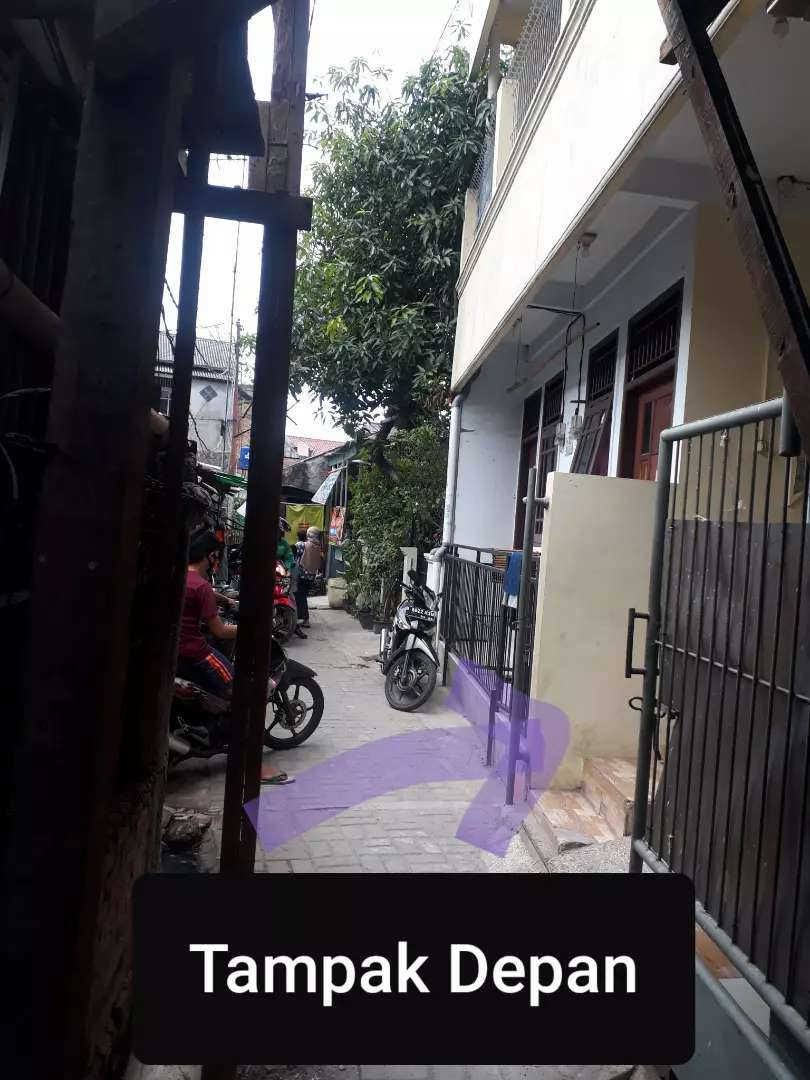 Di kontrakkan / sewa / rumah di Jatiwaringin Pondokgede bekasi 0