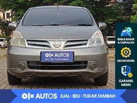 [OLX Autos] Nissan Grand Livina 1.5 XV A/T 2011 Abu-abu