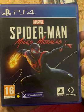 Ps5 Ps4 Spiderman Miles Morales sale