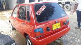 Suzuki mehran a1 condition