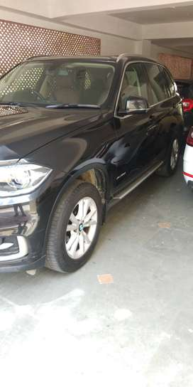 BMW X5 2015 Diesel Well Maintained