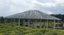 Atap baja ringan