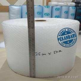 Bubble Wrap 25cm x 50meter di Pekanbaru