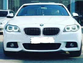 BMW 5 Series 530d M Sport, 2012, Diesel