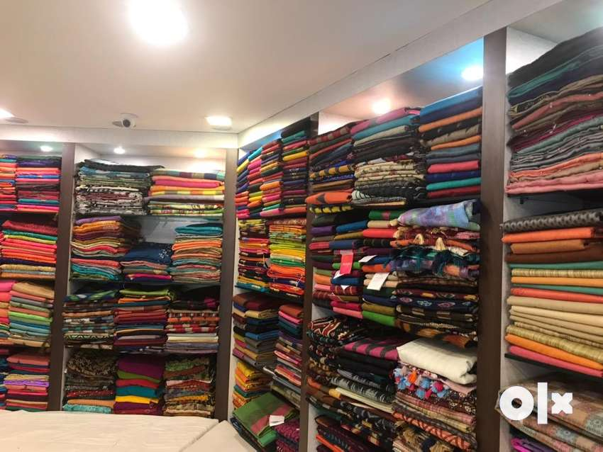 Sarees kuthis and material wholesale 0