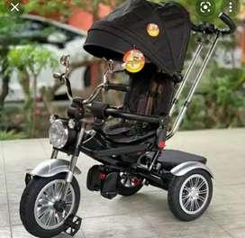 Sepeda Stroller Pasific