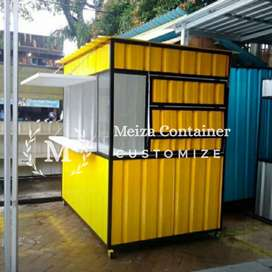 Booth Container CAFE |Booth KEBAB | Booth THAITEA| Booth Martabak *11