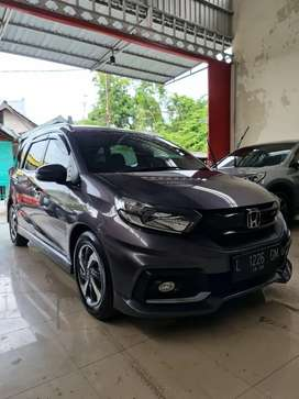 Mobilio RS 2017 LIKE NEW km 10rb