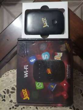 Jaaz4G wifi device battery operated