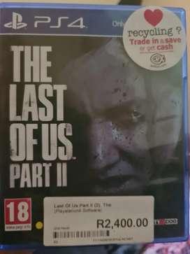 The Last of us 2 . TLOU2