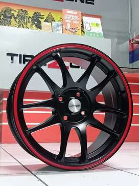 VELG  CR KAI 16X7 H4X100 MOBILIO MARCH BRIO YARIS JAZZ VIOS SWIFT
