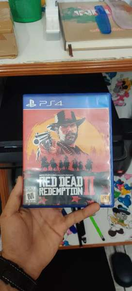 RedDeadRedemption2 PS4