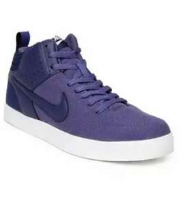 Nike men Purple shoes