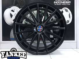 Velg Mobil Ring 18 Untuk BMW Bisa Kredit Dgn Bunga 0%