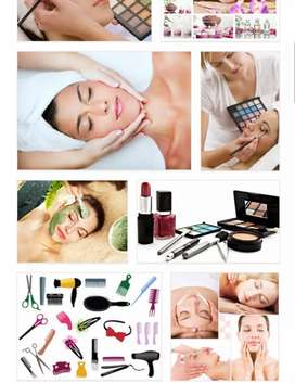 """Pink lips"" beauty parlor professional trainer all service & functions"