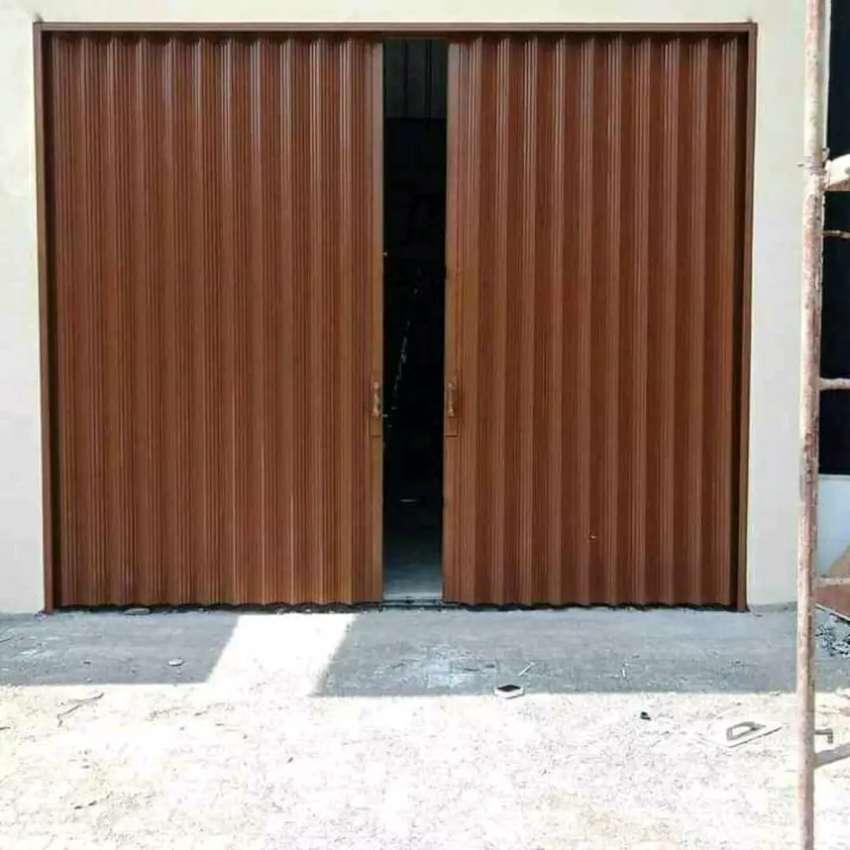 Folding gate dll