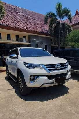 Jual Toyota Fortuner VRZ 4X2