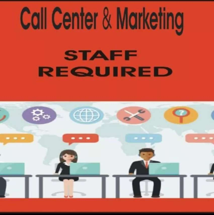 Call Centre job available 0