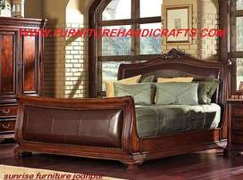 Brand new rich look double bed