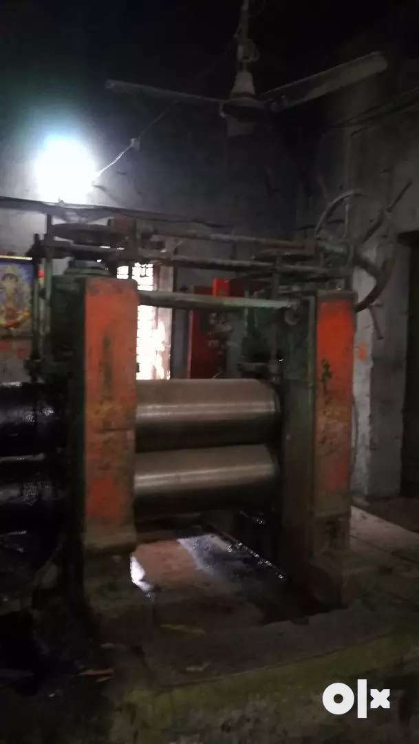 Aluminum sheet rolling mill 0