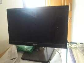 Monitor desktop