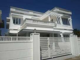 thrissur palakal 6 cent 4 bhk new villa whitening