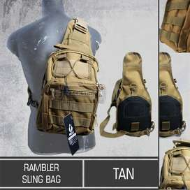 Tas Slempang ACM Rambler Sling Bag Tan