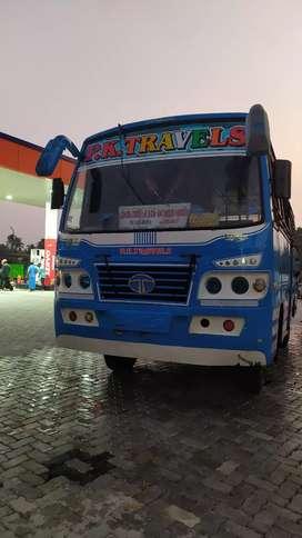 Tata lp 410 , Route bus, 6 wheel