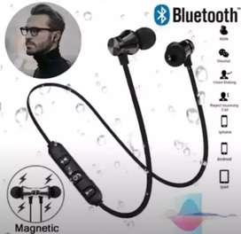 Headset Bluetooth Sport Magnet