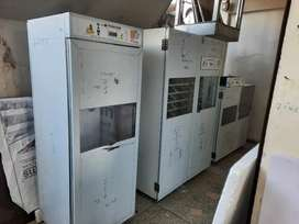 3168 eggs incubator and hatcher 2600 eggs capacity invertor pulse sys