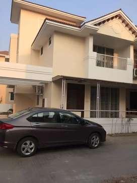 3bhk villa for rent bhayli vasna