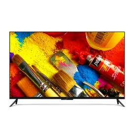 """32"""" smart Android LED TV, warranty 1 year"""