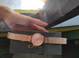 Jam tangan wanita jims honey original