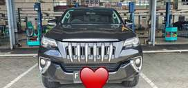 Toyota Fortuner VRZ Diesel Automatic th 2016